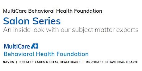 Join us! Behavioral Health Salon Series – September 29 tickets
