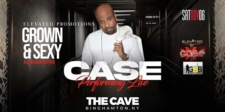 CASE PERFORMING LIVE tickets