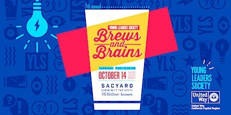 YLS Brews & Brains tickets