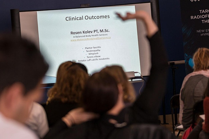 Radial Shockwave Therapy Course – Vancouver image