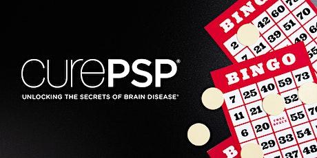 CurePSP Virtual Bingo! tickets
