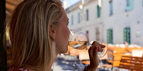 Wine tasting including lunch billets