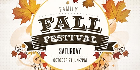 Firmly Founded Family Fall Festival tickets