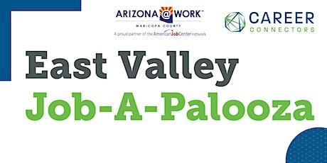 East Valley Job-A-Palooza tickets
