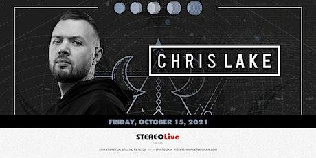 Chris Lake - Stereo Live Dallas tickets