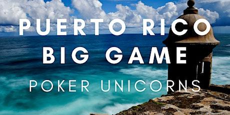 Puerto Rico Big Game tickets