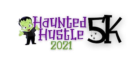 Haunted Hustle 5K tickets