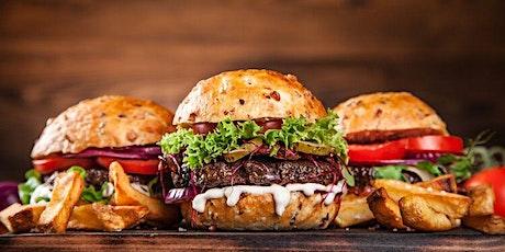 Atelier BBQ - 100% Burgers tickets