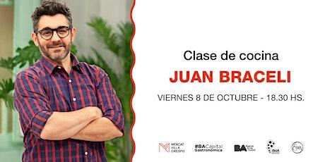 Juan Braceli: Todos los secretos del risotto entradas