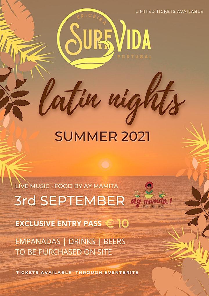 Latin Nights @ Surf Vida image