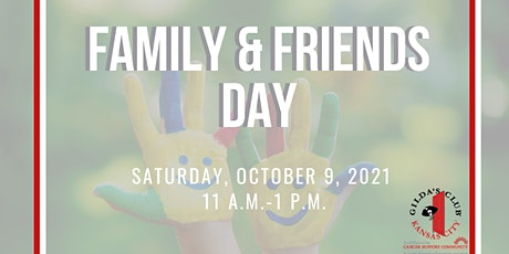 Family & Friends Day tickets