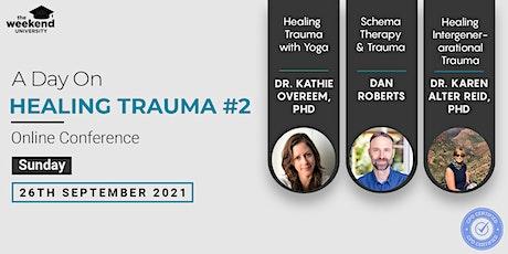 A Day on Healing Trauma #2 tickets