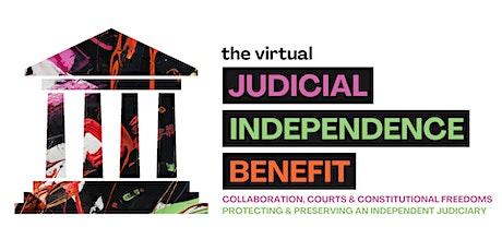Judicial Independence Benefit 2021 tickets