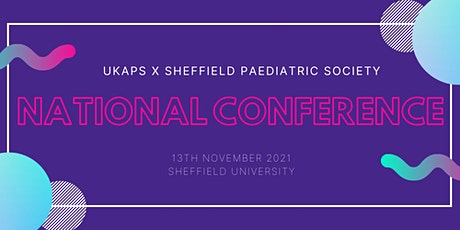 UKAPS National Conference 2021 tickets
