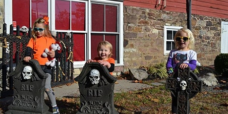Haunted Red Mill Happy Haunts! (Child Friendly) tickets