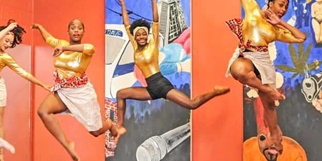 African Dance Experience tickets