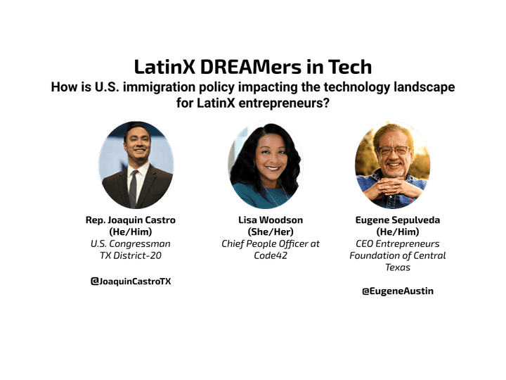 LatinX in Tech presented by Accenture image
