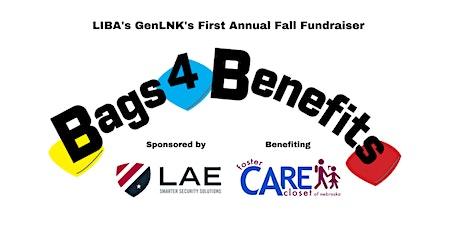 Bags 4 Benefits - GenLNK's Fall Fundraiser Benefiting Foster Care Closet tickets