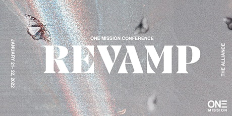 One Mission Conference tickets