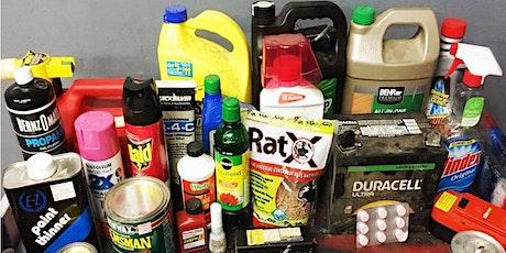 Dane County Clean Sweep Household Hazardous Waste Disposal Event tickets