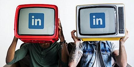 Dîner LinkedIn  avec Rocket Médias billets