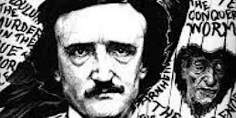 An Evening with Edgar Allan Poe tickets