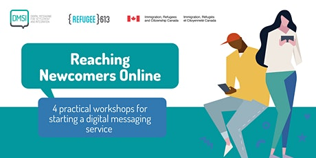 Reaching Newcomers Online: Workshop #3 tickets