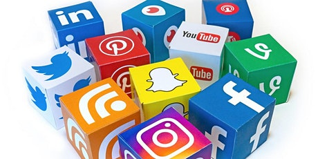 Getting Started with Social Media for Your Business (Online) tickets