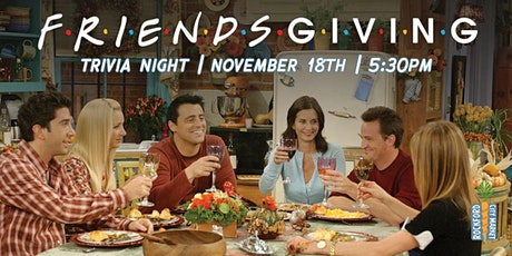 Friends Trivia at the Market tickets