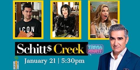 Schitt's Creek Trivia at the Market tickets