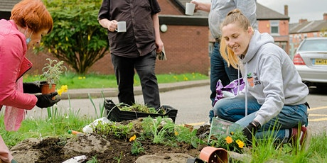 Great Big Green Week  - Create a courtyard for people and nature tickets