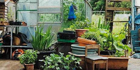 Great Big Green Week  - Sustainable gardening volunteer day tickets