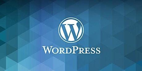 WordPress 101 (Online) tickets
