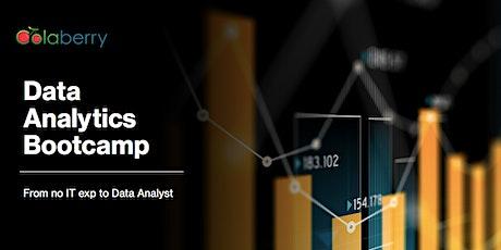 Data Analytics Training Course - October 30, 2021 tickets