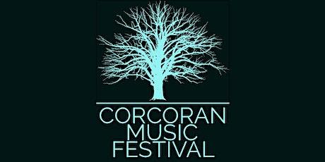 CORCORAN MUSIC FESTIVAL- Patrick Merrill & Grace Srinivasan tickets