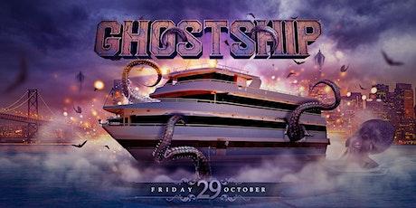 Ghostship! - The Halloween Cruise tickets