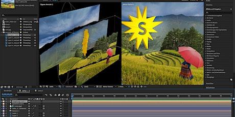Einführung in After Effects - Online Workshop Tickets