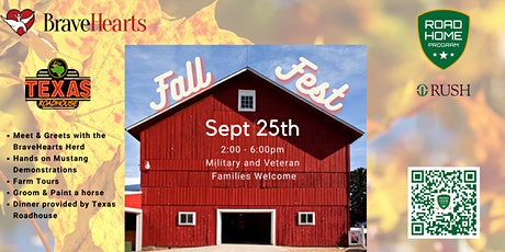 Fall Fest for Military and Veteran Families tickets
