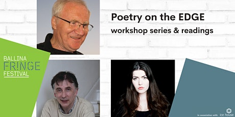 Poetry on the Edge: Workshop with Terry McDonagh tickets