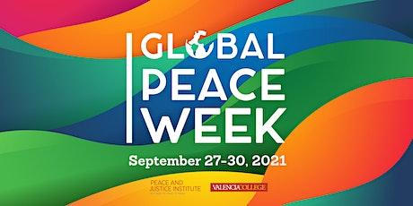 Global Peace Week 2021 tickets