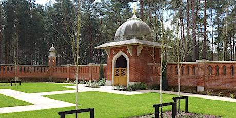Unforgettable Gardens - Muslim Memorial Peace Garden tickets