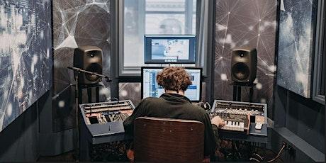 Music Production Basics - Online Workshop tickets