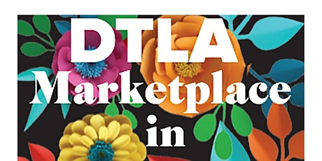 "DTLA Marketplace ""Sundays in September"" tickets"