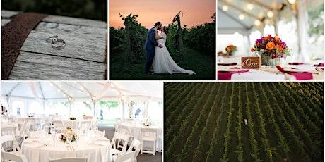 Flag Hill Distillery & Winery Wedding Showcase & Chef's Tasting tickets