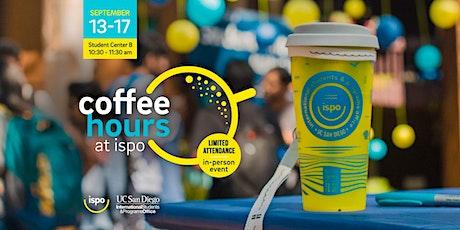 iOrientation Week - ISPO Coffee Hour! tickets