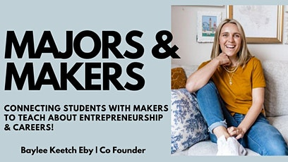 MAJORS & MAKERS   Dreamer & Co tickets
