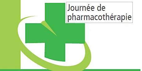 Journée de pharmacothérapie 2021 billets