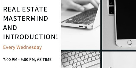 Real Estate Mastermind and Introduction (TX) tickets