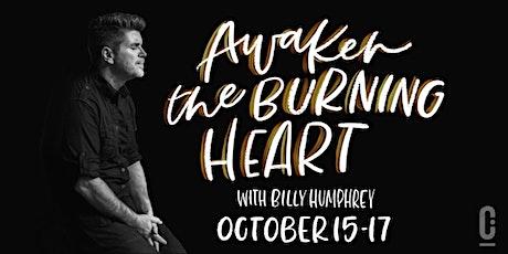 Awaken the Burning Heart tickets