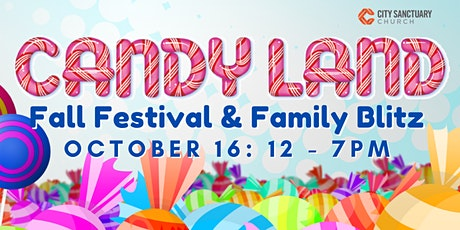 Candyland Fall Festival & Family Blitz tickets